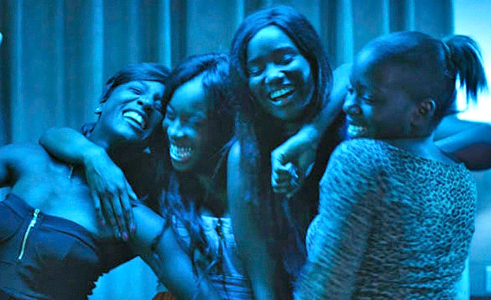 *** Local Caption *** Bande des filles, Céline Sciamma, F, 2014, V'14, Spielfilme